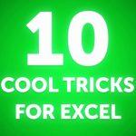 10 phím tắt hữu dụng trên Excel