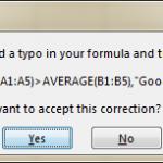 Cách chỉnh sửa, đánh giá và sửa lỗi công thức trong Excel – P2
