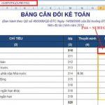 Hướng dẫn kế toán sử dụng hàm Subtotal trong kế toán Excel