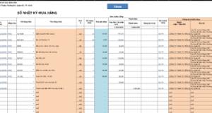 File excel kế toán nội bộ hay – miễn phí
