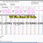 Tải File Excel Kế Toán LẬP BẢNG LƯƠNG TỰ ĐỘNG TỪ BẢNG CHẤM CÔNG