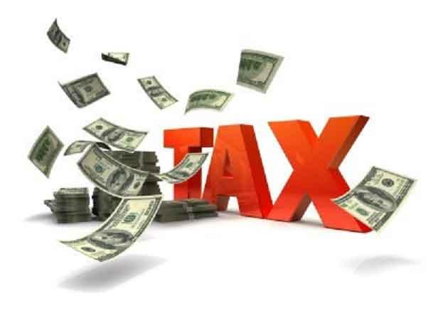 các loại thuế phải nộp của doanh nghiệp
